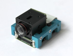 Crystalspace C1U CubeSat Camera